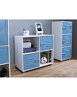Colby Locker 2x2 Storage Cube