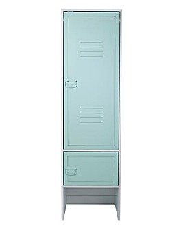Colby Locker 2 Door Wardrobe