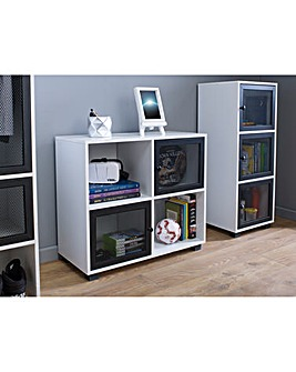 Kenz Industrial 2x2 Storage Cube