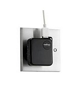 Veho Mains USB Charger for Apple/USB B