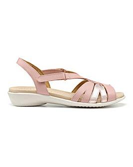 Hotter Flare Standard Slingback Sandal