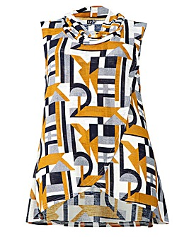 Izabel London Curve Abstract