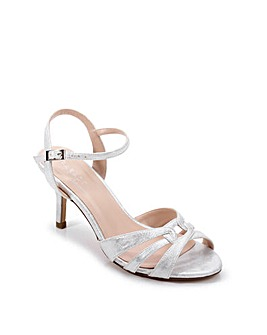 Paradox London Haigar Wide E Fit Sandals