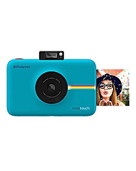 Polaroid Snap Touch Instant Camera Blue