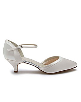Rainbow Club Brianna Satin Shoes