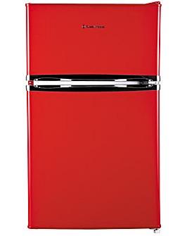 Russell Hobbs U/C Red Fridge Freezer
