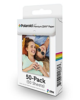 Polaroid Zink 50 Paper Pack