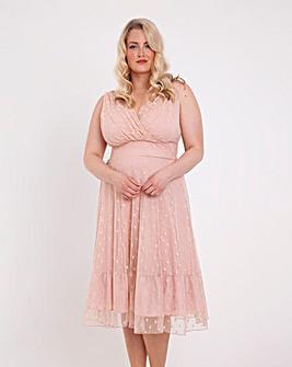 Scarlett & Jo Elodie Midi Dress