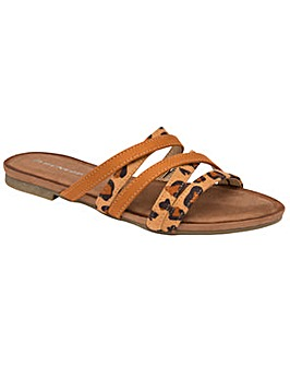 Dunlop Savannah standard fit sandals