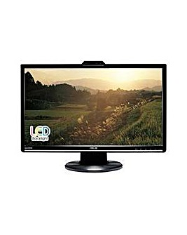 """ASUS 24"""" Widescreen LED Monitor"""