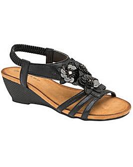 Dunlop Gwen women's standard fit sandals