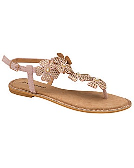 Dunlop Rae women's standard fit sandals