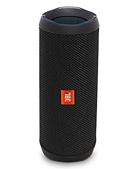 JBL Flip 4 Bletooth Speaker Black