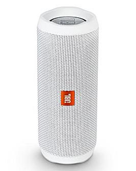 JBL Flip 4 BT Speaker White