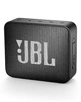JBL Go 2 BT Speaker Black