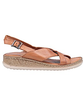 Hush Puppies Elena Wedge Sandal
