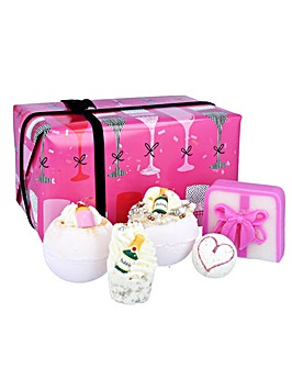 Bomb Cosmetics Prosecco Party Gift Set