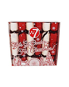 W7 Lets Go Crackers For Christmas Set