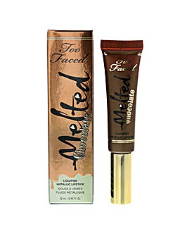 Too Faced Melted Chocolate Liquified Metallic Lipstick