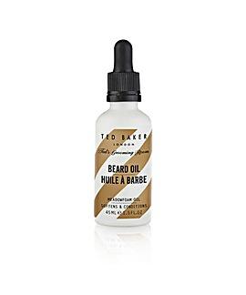 Teds Grooming Room Beard Oil