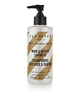 Teds Grooming Room Beard & Hair Shampoo