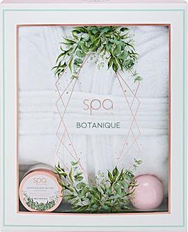 Spa Botanique Bath Robe Gift Set