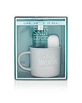 S&G Skin Expert And So the Adventure Begins Mug Set