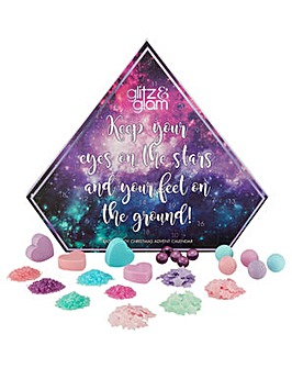 S&G Glitz & Glam Galaxy Bath & Body Advent