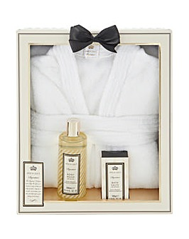 Signature Pamper Me Robe Set