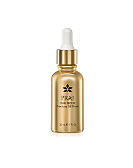 PRAI 24K Gold Precious Oil Drops 30ml