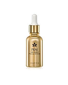 PRAI 24K Gold Precious Oil Drops 30ml