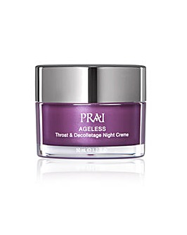 PRAI Ageless Throat & Decolletage Night Creme 50ml
