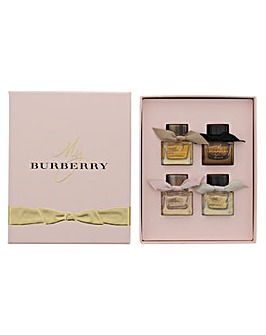 My Burberry Miniature Collection