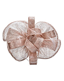 Joanna Hope Nude Comb Fascinator