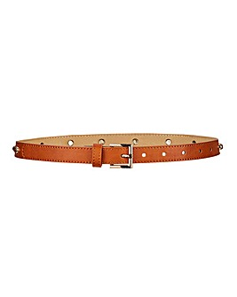 Jeans Belt With Studs