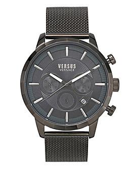 Versus Versace Eugene Gunmetal Watch
