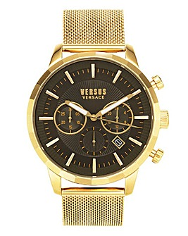 Versus Versace Eugene Gold Watch