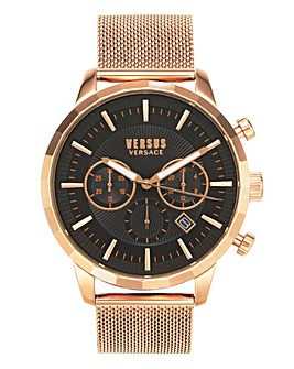 Versus Versace Eugene Rose Gold Watch