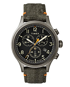 Timex Chronograph Watch