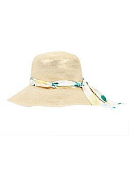 Joules Sunhat With Removable Scarf