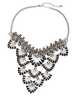 Rhinestone/Mix Collar