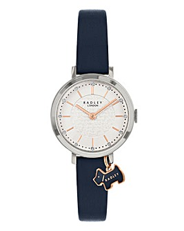 Radley Selby Street Leather Strap Watch