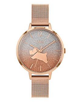 Radley Angel Walk Rose Gold Watch