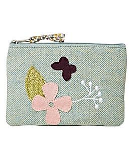 Joe Browns Spring Tweet Applique Purse