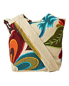 Joe Browns Random Applique Bag