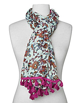 Joe Browns Warm Breezes Tassel Scarf