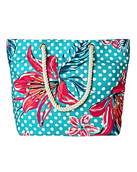 Joe Browns Tropical Beach Bag