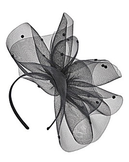 Joanna Hope Spot Fascinator