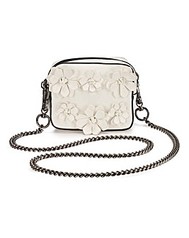 Flower Camera Shoulder Bag