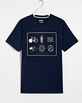 Sundowners Graphic T-Shirt